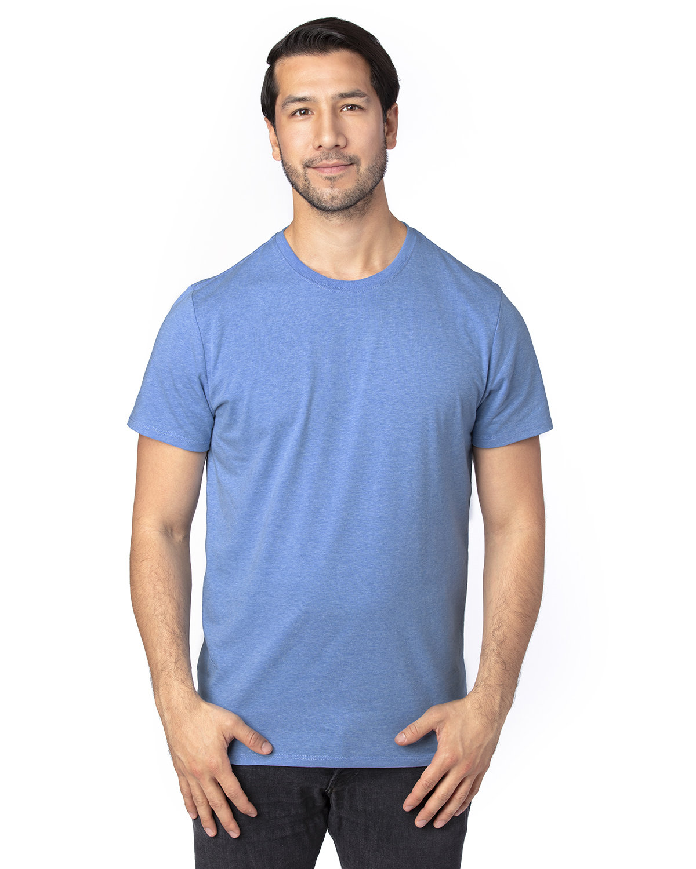 Threadfast Unisex Ultimate T-Shirt ROYAL HEATHER