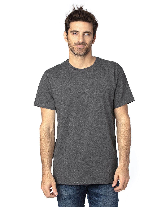 Threadfast Unisex Ultimate T-Shirt CHARCOAL HEATHER