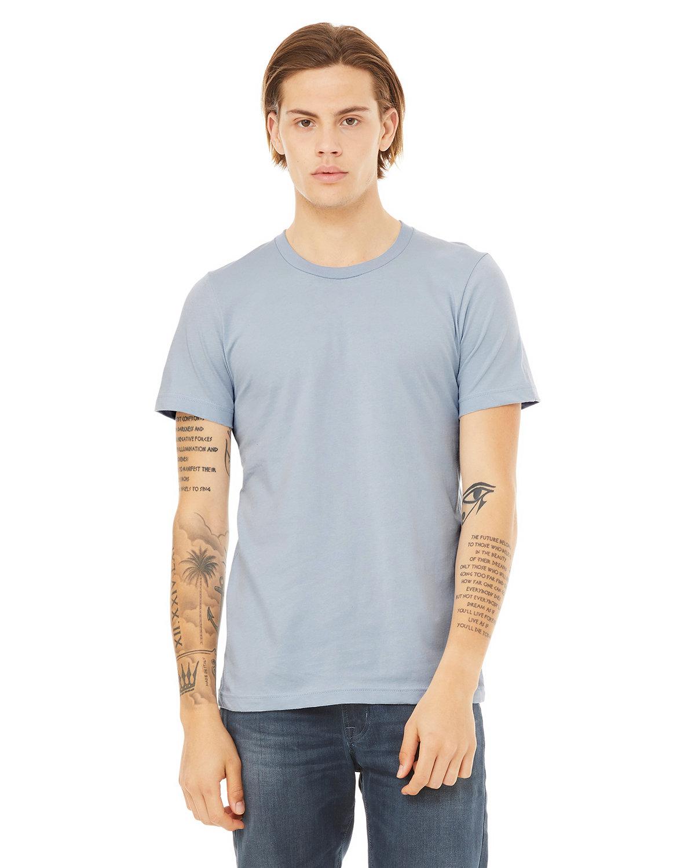 Bella + Canvas Unisex Jersey T-Shirt LIGHT BLUE