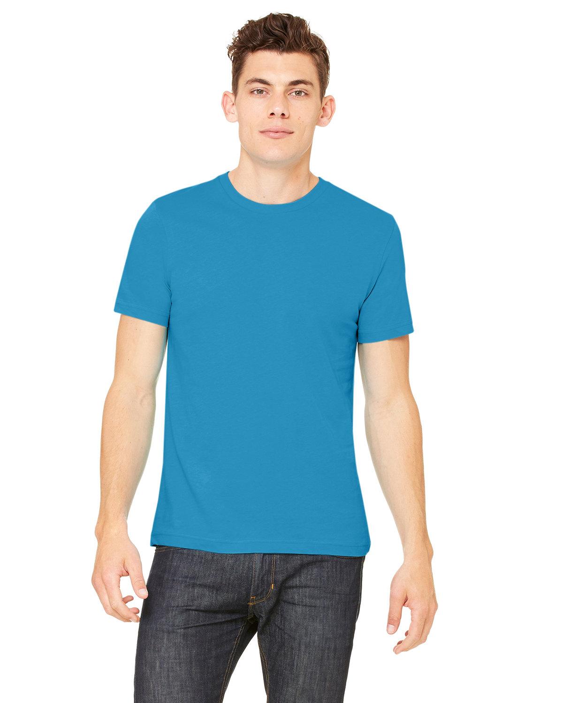 Bella + Canvas Unisex Jersey T-Shirt AQUA
