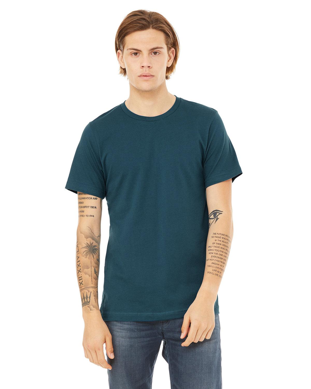 Bella + Canvas Unisex Jersey T-Shirt DEEP TEAL