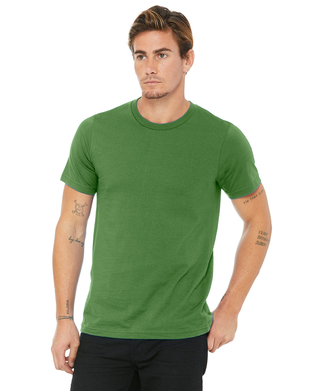 Bella + Canvas Unisex Jersey T-Shirt LEAF