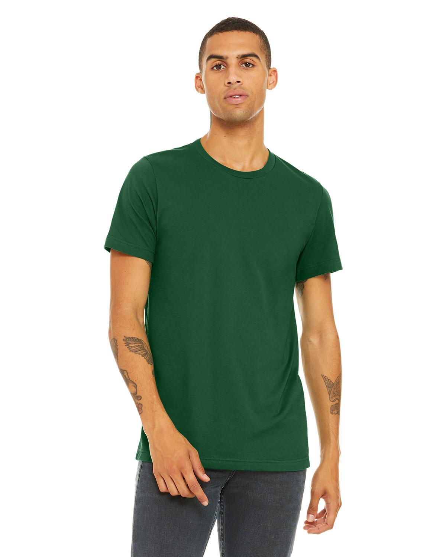 Bella + Canvas Unisex Jersey T-Shirt EVERGREEN