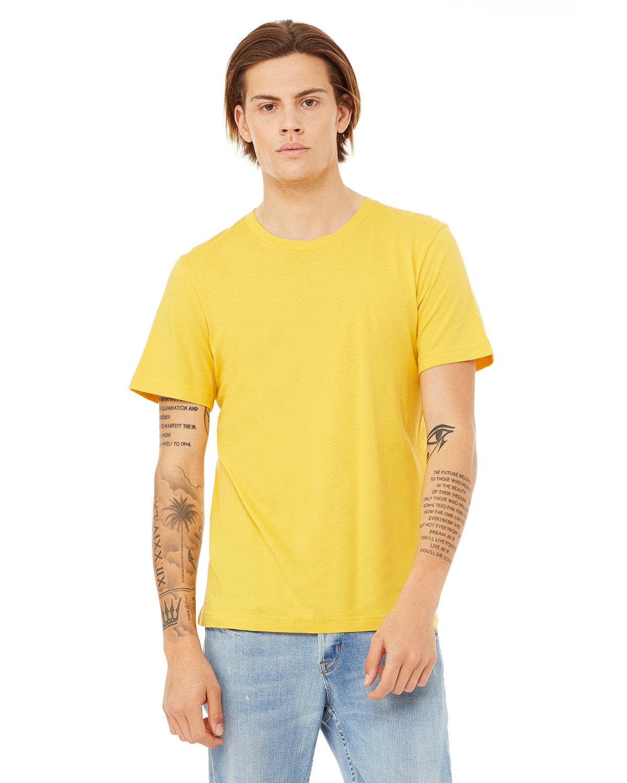 Bella + Canvas Unisex Jersey T-Shirt MAIZE YELLOW