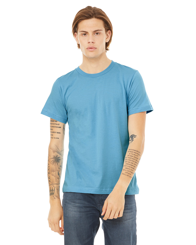 Bella + Canvas Unisex Jersey T-Shirt OCEAN BLUE