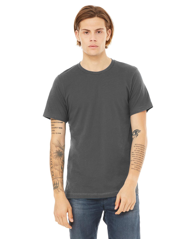 Bella + Canvas Unisex Jersey T-Shirt ASPHALT