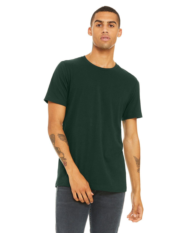 Bella + Canvas Unisex Jersey T-Shirt FOREST