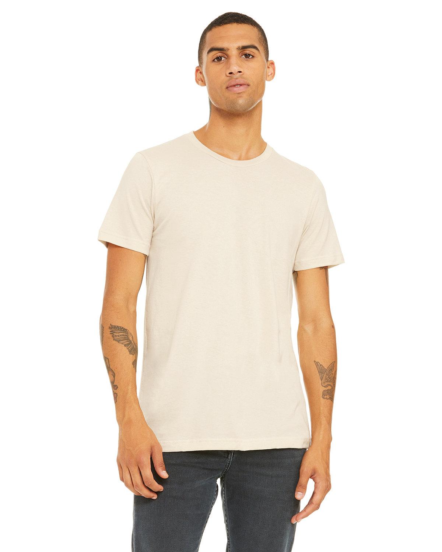 Bella + Canvas Unisex Jersey T-Shirt NATURAL