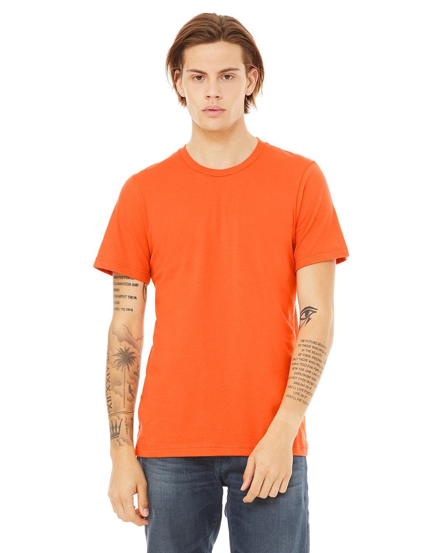 Bella + Canvas Unisex Jersey T-Shirt ORANGE