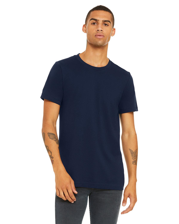 Bella + Canvas Unisex Jersey T-Shirt NAVY