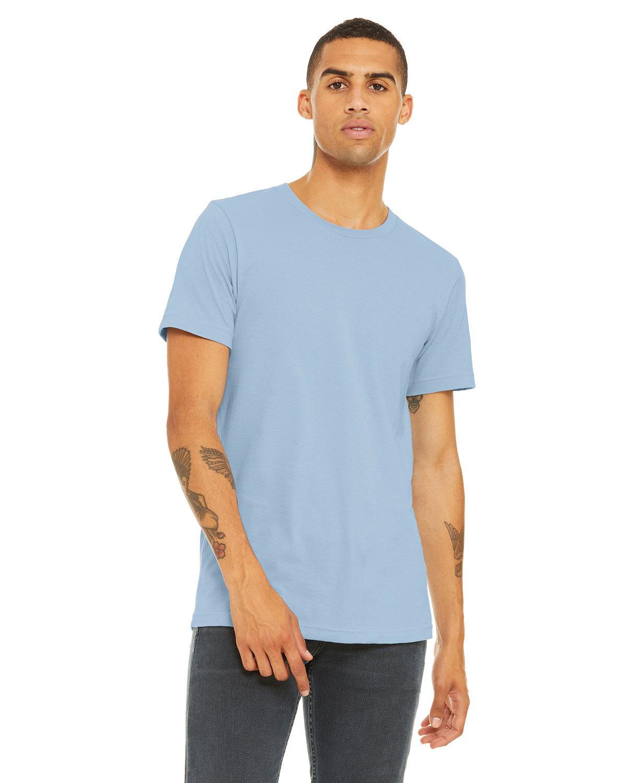 Bella + Canvas Unisex Jersey T-Shirt BABY BLUE