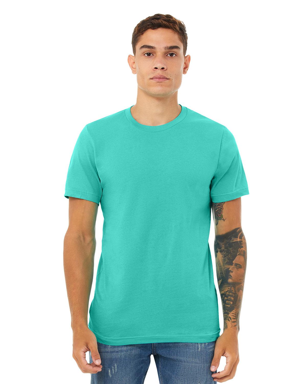 Bella + Canvas Unisex Jersey T-Shirt TEAL