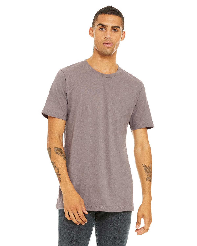 Bella + Canvas Unisex Jersey T-Shirt PEBBLE