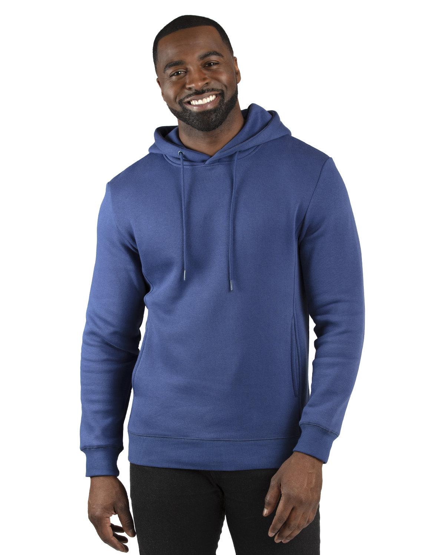 Threadfast Unisex Ultimate Fleece Pullover Hooded Sweatshirt NAVY