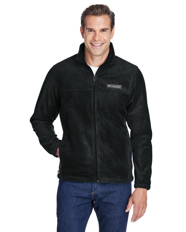 Columbia Men's Steens Mountain™ Full-Zip 2.0 Fleece BLACK