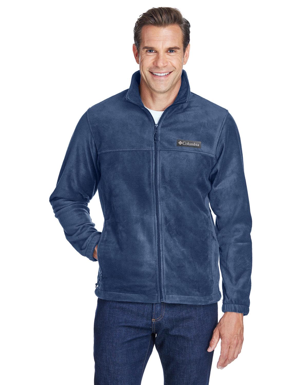 Columbia Men's Steens Mountain™ Full-Zip 2.0 Fleece COLLEGIATE NAVY