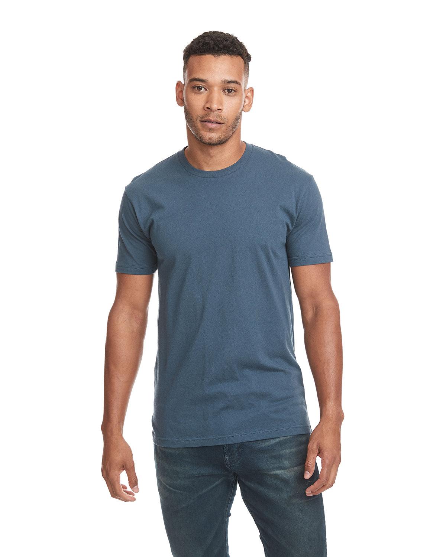 Next Level Unisex Cotton T-Shirt INDIGO
