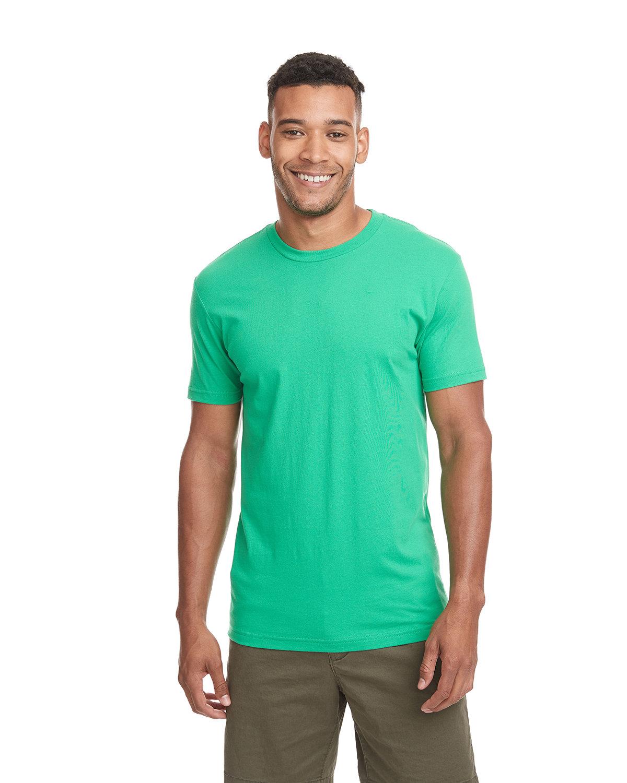 Next Level Unisex Cotton T-Shirt KELLY GREEN
