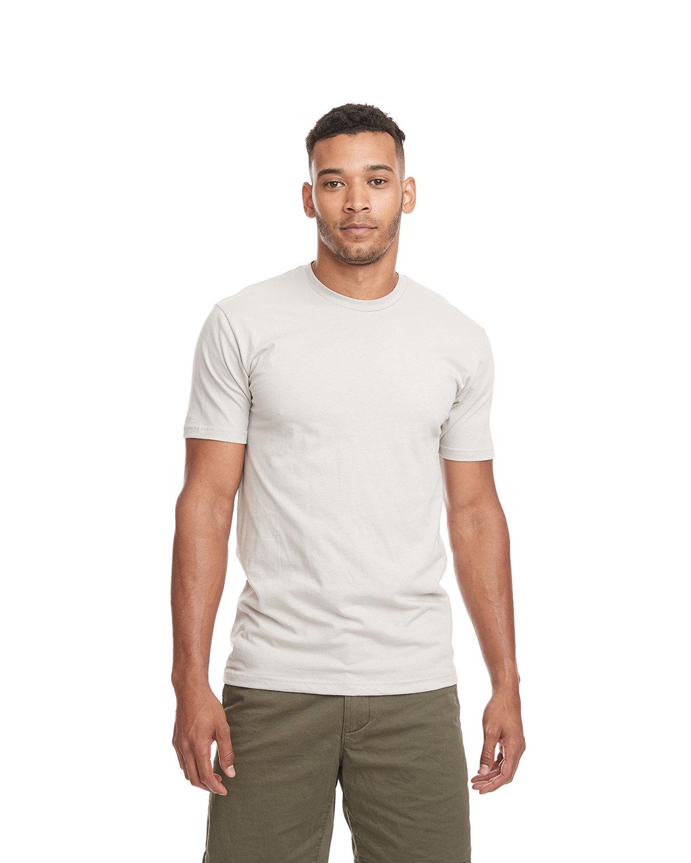 Next Level Unisex Cotton T-Shirt LIGHT GRAY
