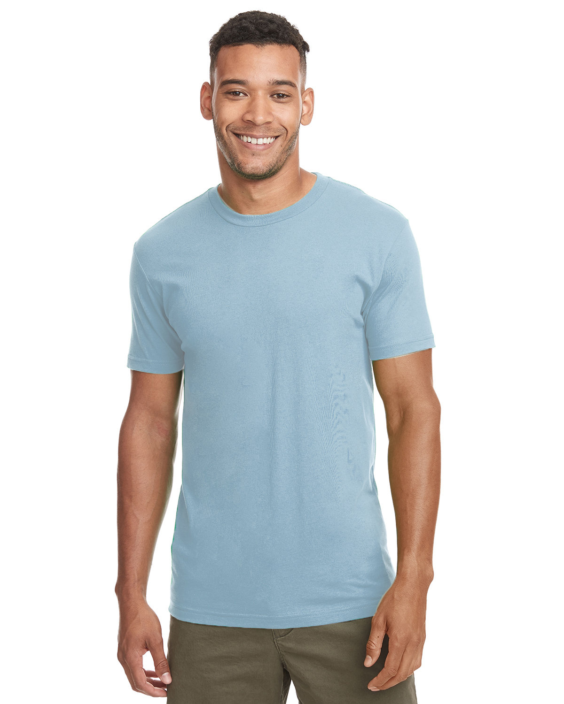 Next Level Unisex Cotton T-Shirt STONEWASH DENIM