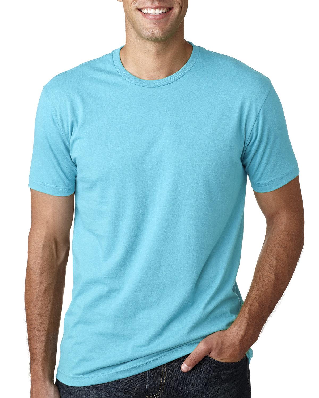 Next Level Unisex Cotton T-Shirt TAHITI BLUE