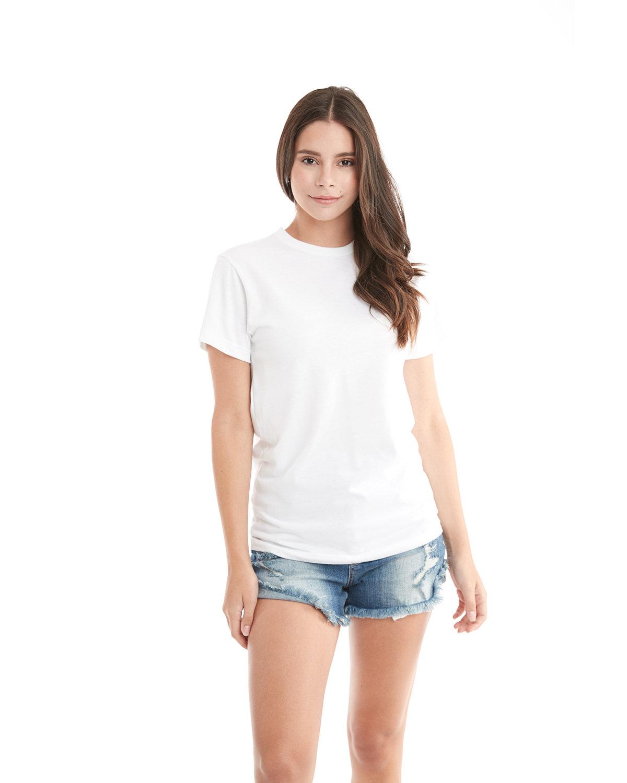 Next Level Unisex Eco Heavyweight T-Shirt WHITE