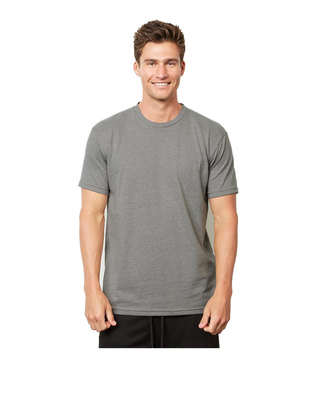 Next Level Unisex Eco Heavyweight T-Shirt DRK HEATHER GRAY