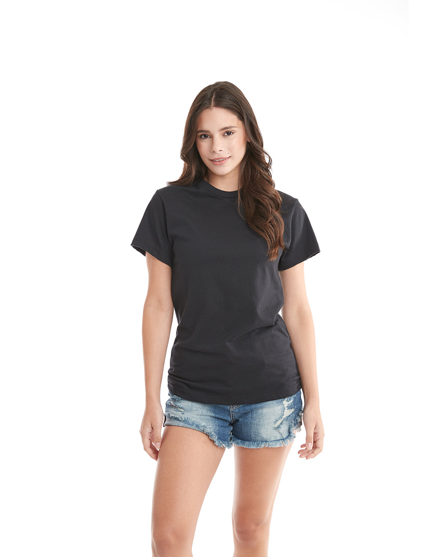 Next Level Unisex Eco Heavyweight T-Shirt BLACK