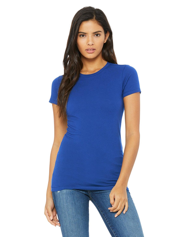 Bella + Canvas Ladies' Slim Fit T-Shirt TRUE ROYAL