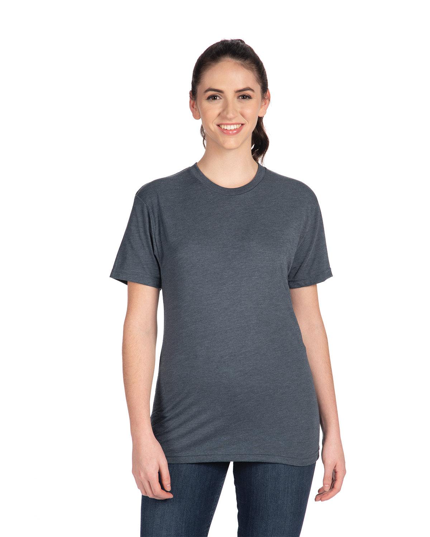 Next Level Unisex Triblend T-Shirt INDIGO