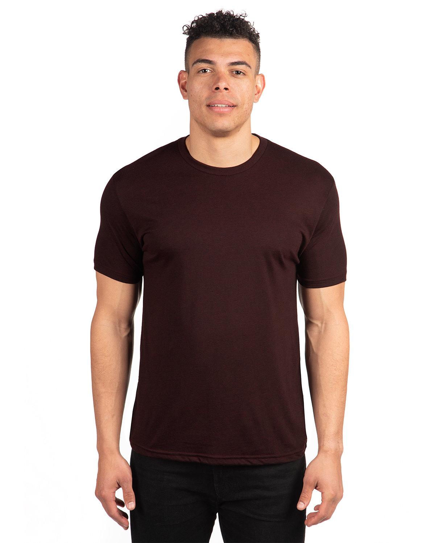 Next Level Unisex Triblend T-Shirt CARDINAL BLACK