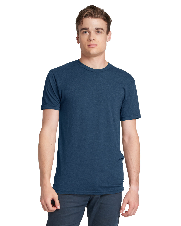 Next Level Unisex Triblend T-Shirt VINTAGE NAVY