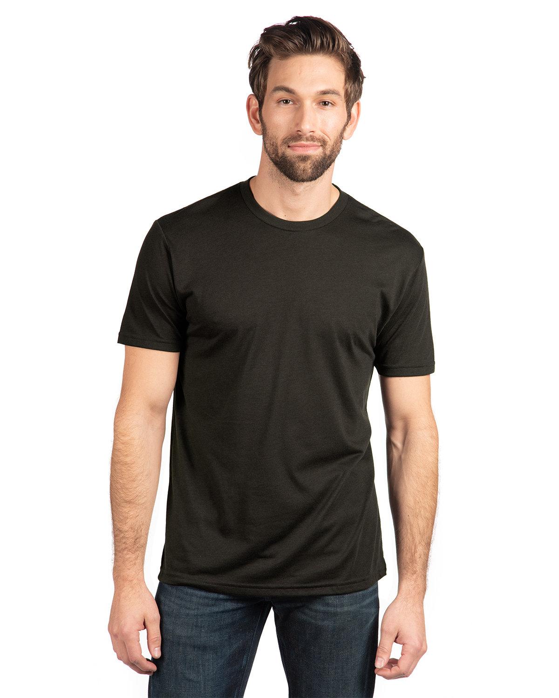 Next Level Unisex Triblend T-Shirt GRAPHITE BLACK
