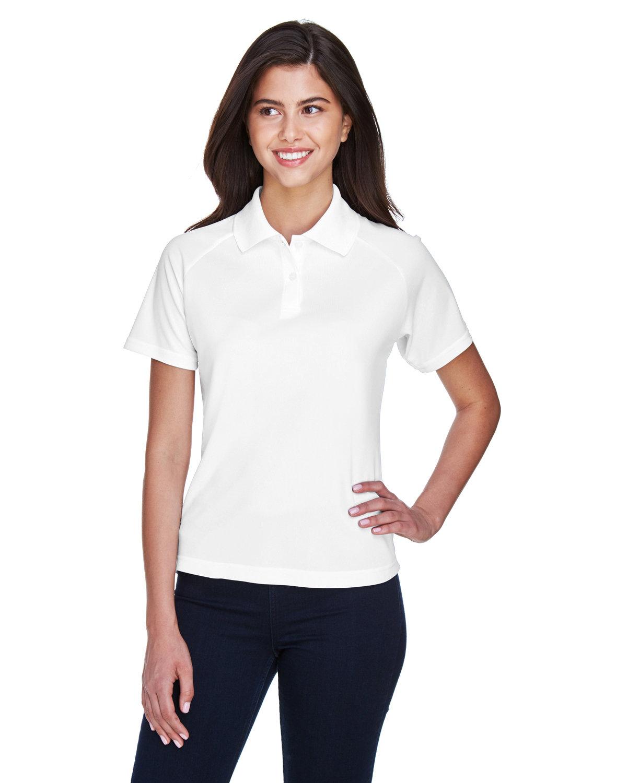 Extreme Ladies' Eperformance™ Piqué Polo WHITE