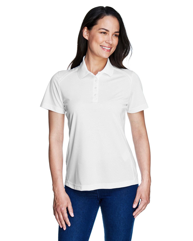 Extreme Ladies' Eperformance™ Shield Snag Protection Short-Sleeve Polo WHITE