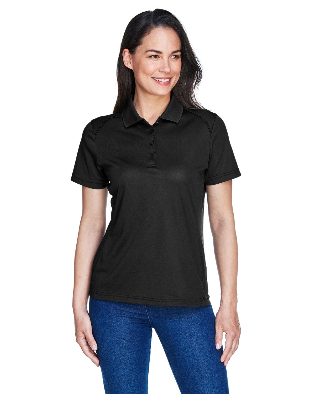 Extreme Ladies' Eperformance™ Shield Snag Protection Short-Sleeve Polo BLACK
