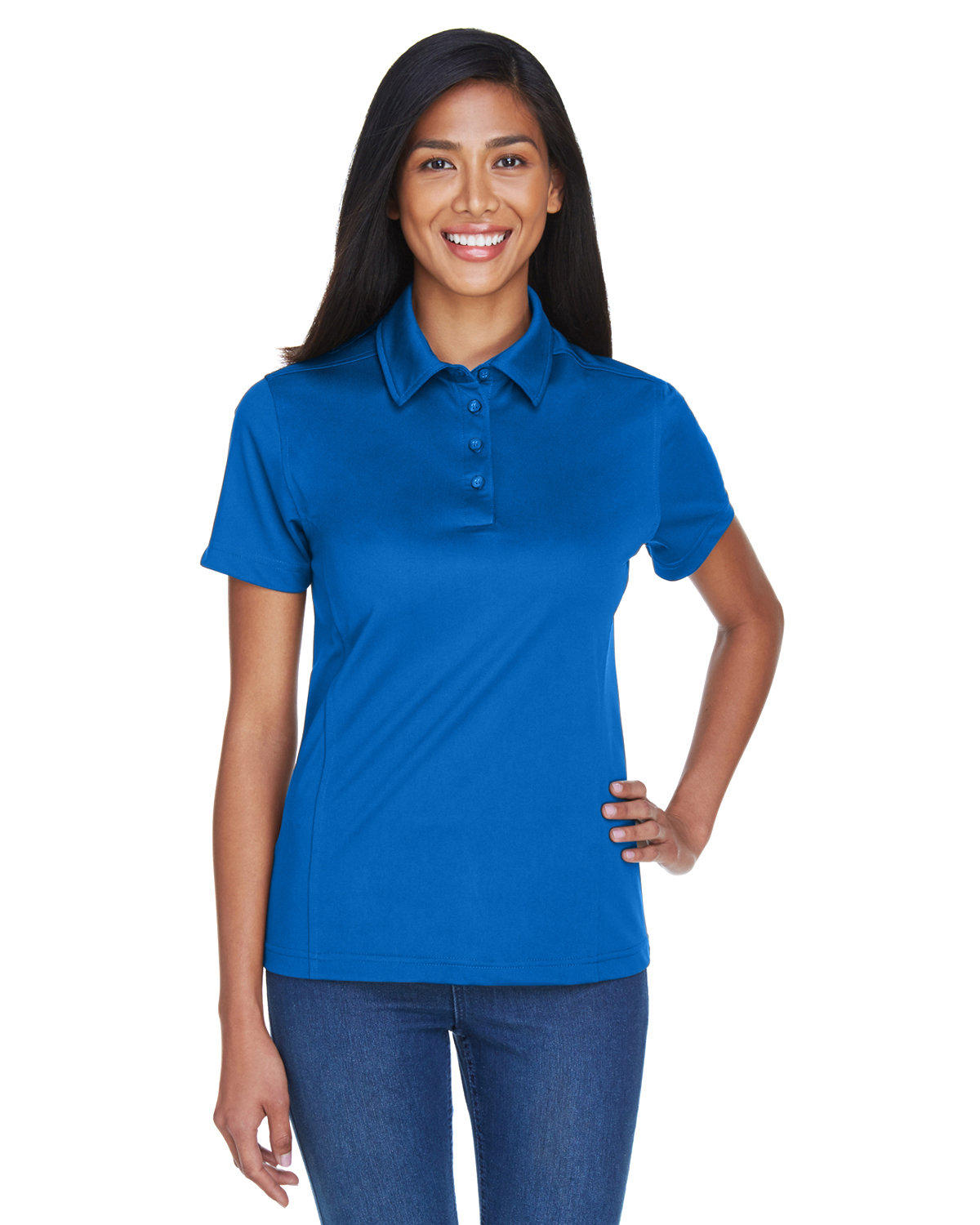 Extreme Ladies' Eperformance™ Shift Snag Protection Plus Polo TRUE ROYAL