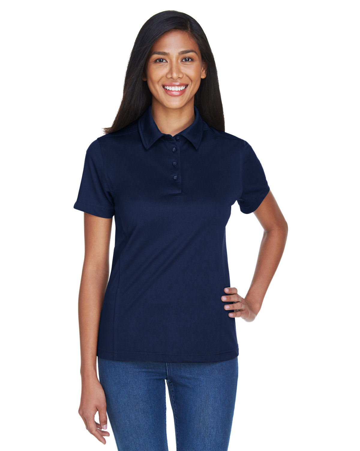 Extreme Ladies' Eperformance™ Shift Snag Protection Plus Polo CLASSIC NAVY