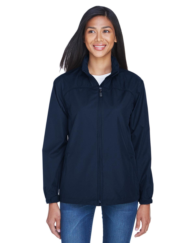 North End Ladies' Techno Lite Jacket MIDNIGHT NAVY