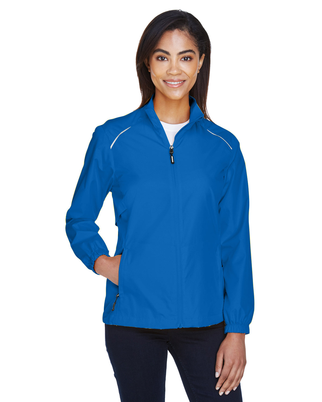 Core 365 Ladies' Motivate Unlined Lightweight Jacket TRUE ROYAL