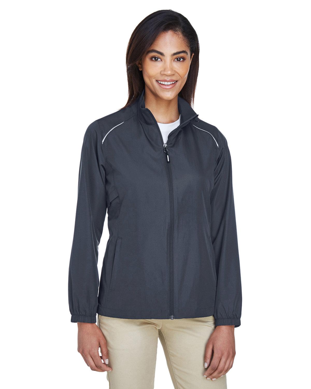 Core 365 Ladies' Motivate Unlined Lightweight Jacket CARBON