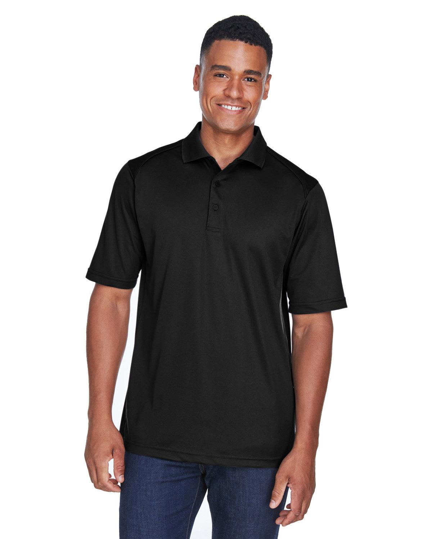 Extreme Men's Eperformance™ Shield Snag Protection Short-Sleeve Polo BLACK