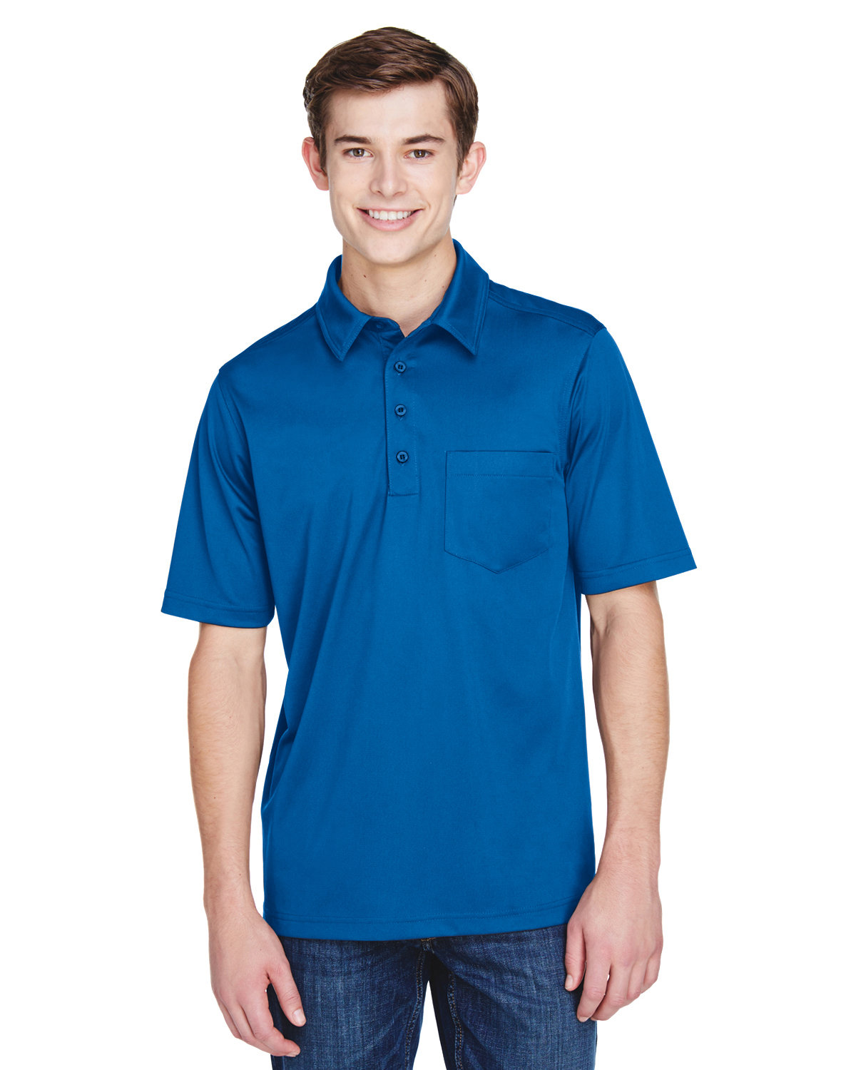 Extreme Men's Eperformance™ Shift SnagProtection Plus Polo TRUE ROYAL