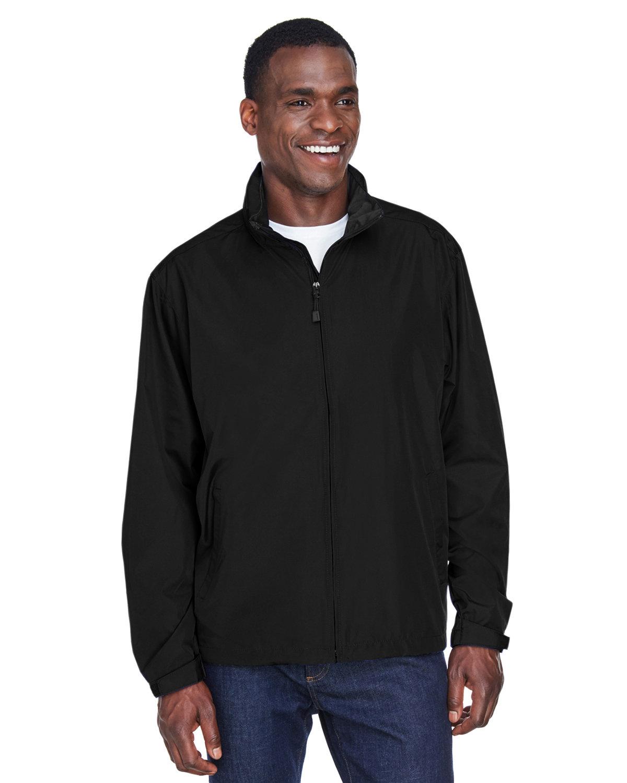 North End Men's Techno Lite Jacket BLACK