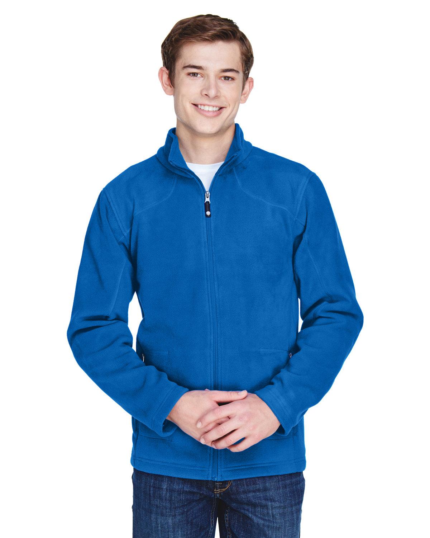 North End Men's Voyage Fleece Jacket TRUE ROYAL