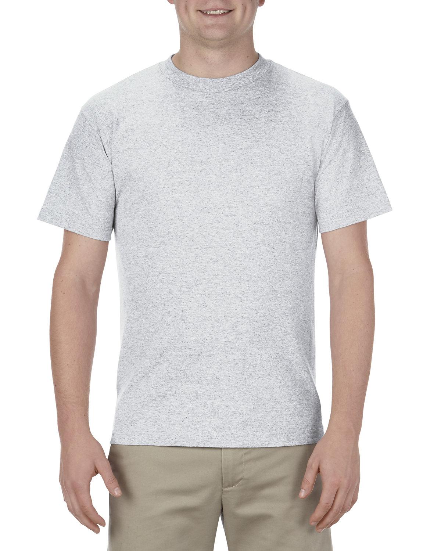 Alstyle Adult 6.0 oz., 100% Cotton T-Shirt ASH