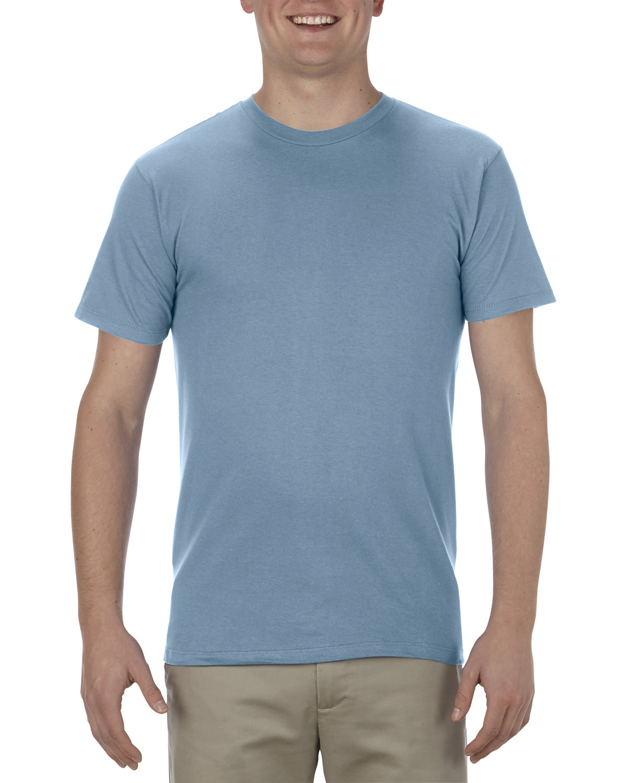 Alstyle Adult 4.3 oz., Ringspun Cotton T-Shirt SLATE