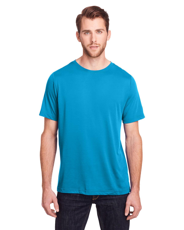 Core 365 Adult Fusion ChromaSoft Performance T-Shirt ELECTRIC BLUE