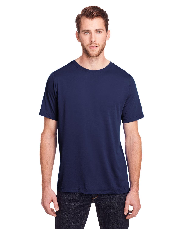 Core 365 Adult Fusion ChromaSoft Performance T-Shirt CLASSIC NAVY