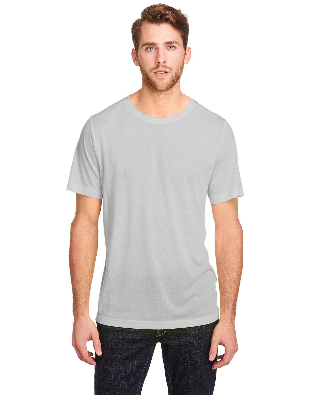 Core 365 Adult Fusion ChromaSoft Performance T-Shirt PLATINUM